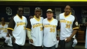 '78 Padres reunite at PETCO