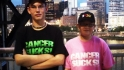 Fans on Stand Up 2 Cancer