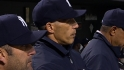 Girardi, Kuroda talk Game 3