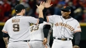 Posey, Romo talk Game 3 win