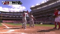 Kozma&#039;s three-run shot