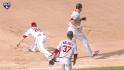 Zimmerman's nice play