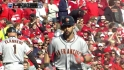 Pagan&#039;s leadoff homer