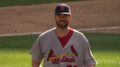 Carpenter says he's unlikely to pitch in '13, unsure of '14