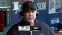 Bochy on Zito, Lincecum