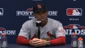 Matheny on Carpenter&#039;s gem