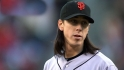 Lincecum&#039;s strong relief