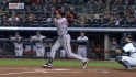 Flaherty's solo home run
