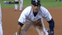 Jeter's RBI triple