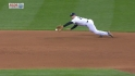 Teixeira&#039;s diving stop
