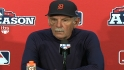 Leyland on tough Game 4 loss