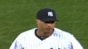 Cano snares the liner