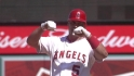 Pujols conecta doble para alcanzar las 100 empujadas