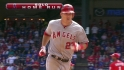 Trout homers to join 30/30 club