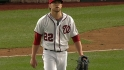 Nats get eight outs via the K