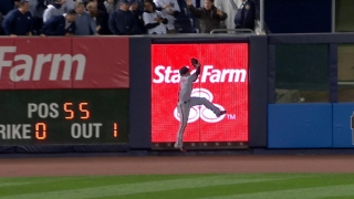McLouth's  outstanding double play