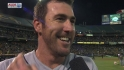 Verlander on the Game 5 win