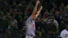 Verlander sends Tigers to second straight ALCS