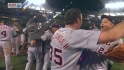 Verlander sends Tigers to ALCS