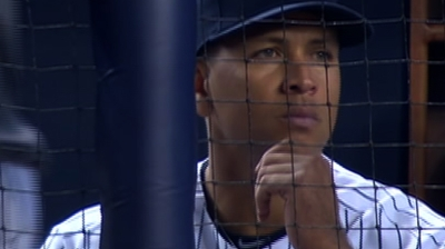 Struggling A-Rod benched for Game 5 vs. O's