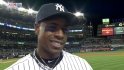 Granderson on going to ALCS
