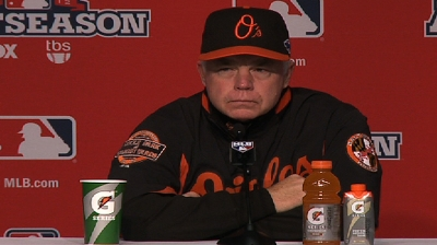 Orioles say 'see ya later' instead of 'goodbye'