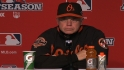 Showalter on loss in Game 5