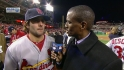Kozma on heading to NLCS