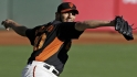 Bumgarner on Cards&#039; comeback
