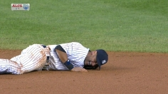 With Jeter out, Yanks ask Kuroda to knot up ALCS