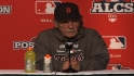 Leyland on ALCS Game 1 victory