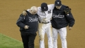 Tigers comment on Jeter's injury