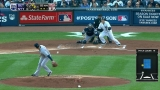 ALCS Gm2: Anibal makes a great behind-the-back grab