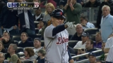 ALCS Gm2: Garcia extends lead with an RBI single