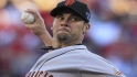 Vogelsong on Game 2 matchup