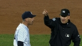 ALCS Gm2: Girardi ejected for arguing close call
