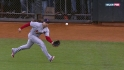 Beltran&#039;s running grab