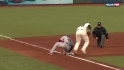 Kozma swipes third
