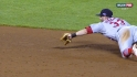 Descalso's diving play