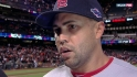 Beltran discusses win
