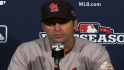 Matheny on bullpen, Game 1 win