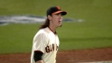Lincecum shines out of bullpen