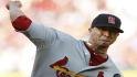 Matheny praises Lohse