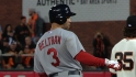 Beltran's two doubles