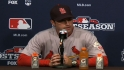 Matheny on Game 2 loss