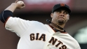 Vogelsong, Theriot on Game 2 win