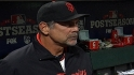 Bochy looks ahead to Game 3