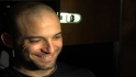Scutaro on Game 2 injury