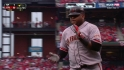 Sandoval&#039;s RBI groundout