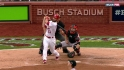 Carpenter's two-run homer